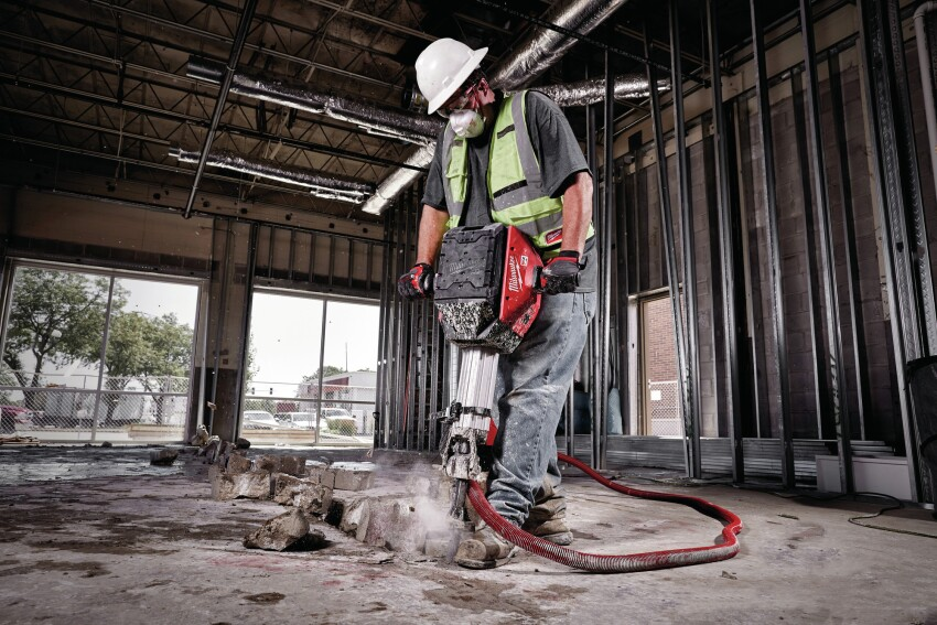 The Mx Fuel Equipment System Concrete Construction Magazine
