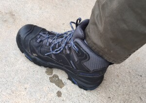 I was recently able to test out some Keen work boots and they were the most  comfortable boots I ve ever worn. Not only that ace799d3afd5