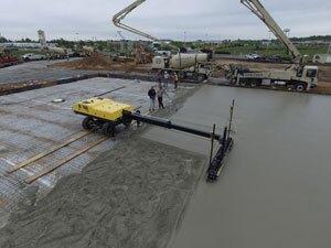 The Screedsaver Boss 240 From Ligchine International Concrete Construction Magazine