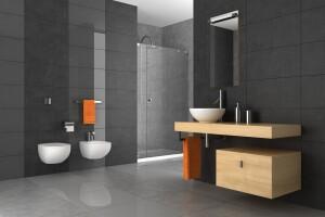 Top bathroom design trends 2019: industrial is back