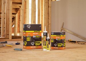 Construction Adhesives from DAP| Concrete Construction Magazine