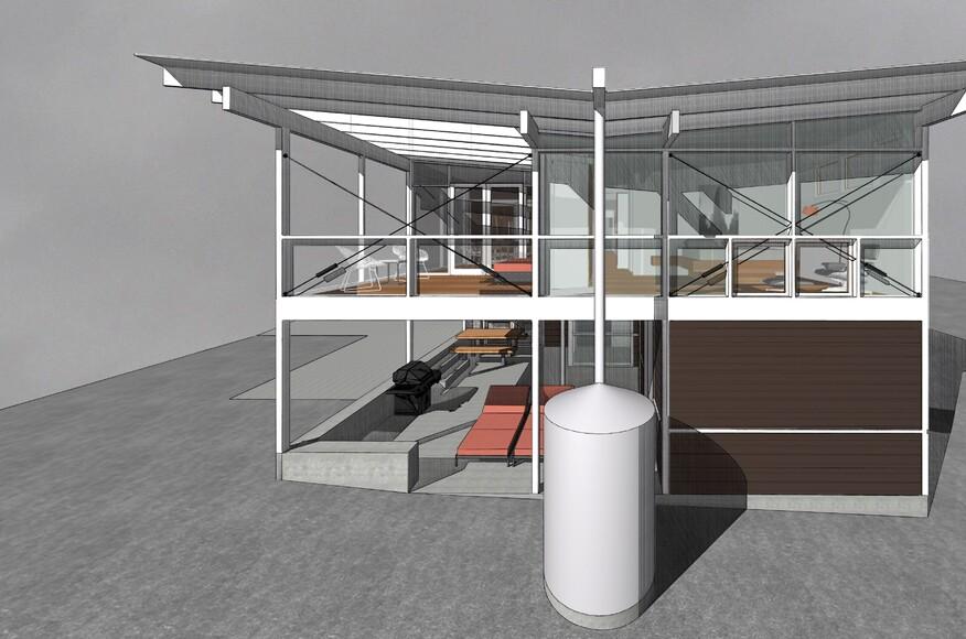 944la Residential Architect Robert Cain Architect