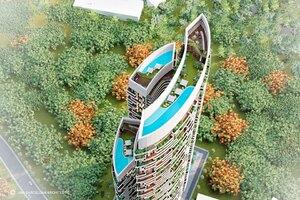 Hanging Gardens Miami Usa Architect Magazine