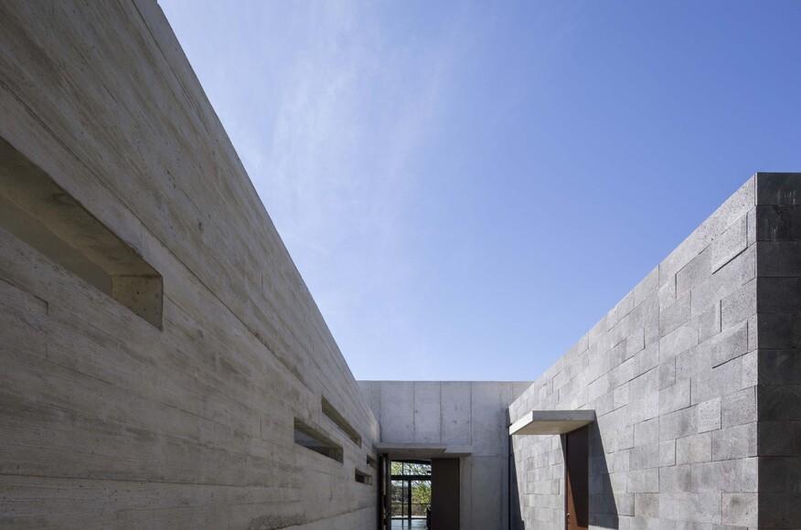 Casa murray music architect magazine carazo for Modern view decking