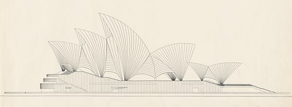 The Sydney Opera House By Jorn Utzon Celebrates Its 40th Anniversary
