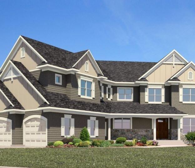 Breckenridge Custom Home Residential Architect Norton