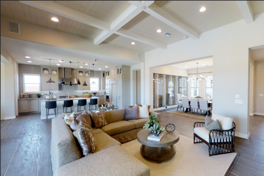 Shea opens three new arizona communities builder for Shea homes design studio