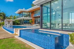 Architect Kobi Karp Designs Stunning Miami Beach Waterfront Estate Architect Magazine