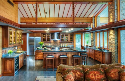 Creating A Kitchen For A Prairie Style Home Builder Magazine