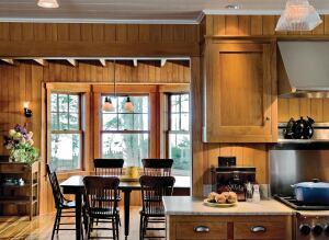 Cottage Kitchen Renovation In Maine Custom Home Magazine