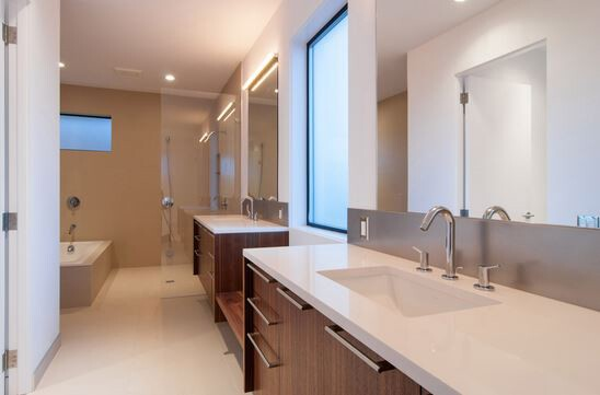 building bathroom. More Than Ever, Residential Bathrooms Are Substituting Bathtubs For The Practicality And Sensibility Of Walk-in Showers. Along With This Shift Comes A Building Bathroom