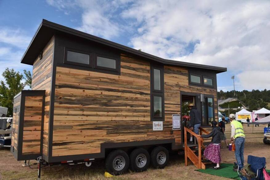 Postcard From The 2016 Tiny House Jamboree Architect