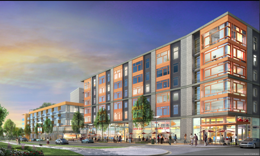 Art Centric Apartments To Open In Dc