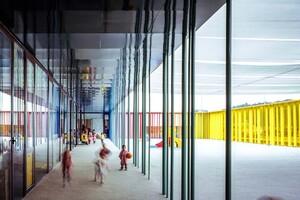 El Petit Comte Kindergarten   Architect Magazine   RCR Arquitectes ...