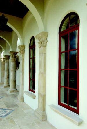 Hooked on classics builder magazine design doors for Custom wood windows online