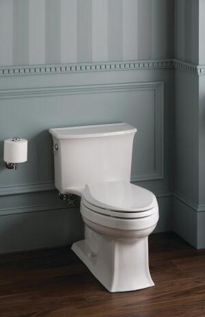 One-Piece High-Efficiency Toilet from Kohler| EcoBuilding Pulse ...