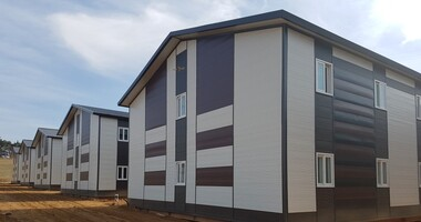 homes designs pictures. Dow Provides Performance Solutions for Olympic Accommodations Home Design  Building Materials Products and News
