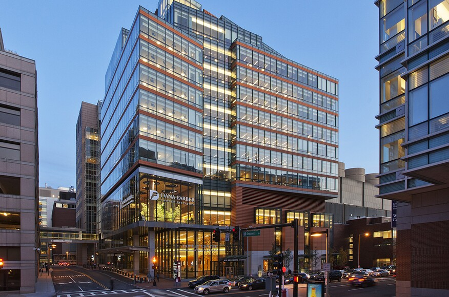 Dana Farber Cancer Institute Yawkey Center For Cancer
