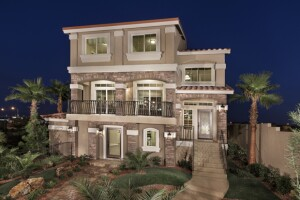 American West Home In Southwest Las Vegas