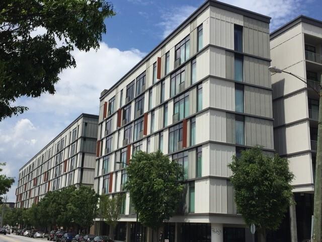 Mid Rise Apartment Building