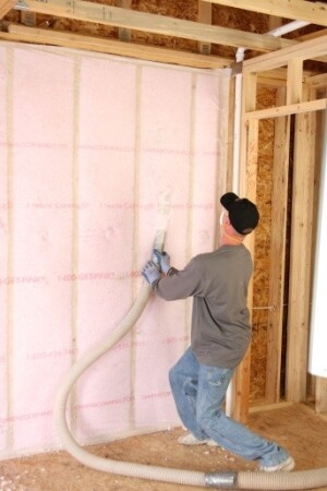 Proponents of fiberglass insulation cite productivity and no added moisture or fire-retardants as top considerations for their choice.
