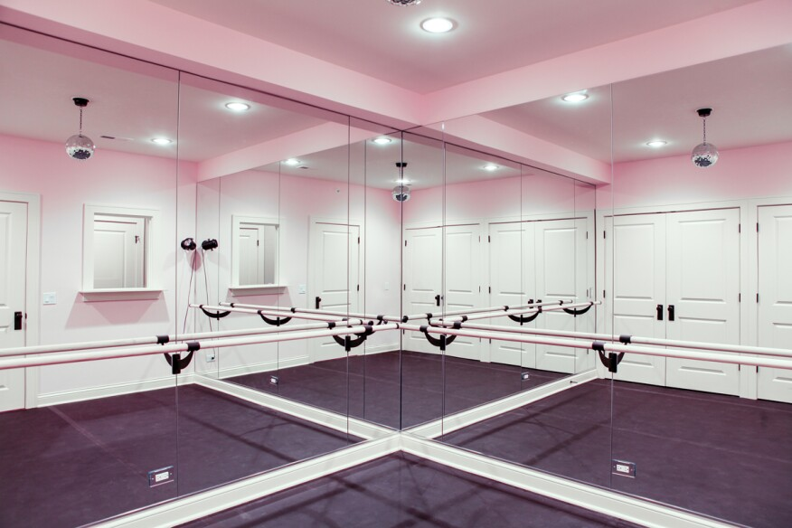 Développé-ing the Design of a In-Home Dance Studio | Remodeling ...
