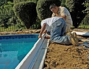 Builders Offer Tips To Hone Your Skills When Installing Customized Vinyl Liner Pools