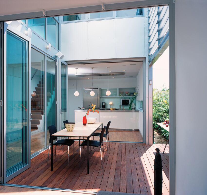 9 Must Have Outdoor Kitchens: Indoor-Outdoor Kitchens