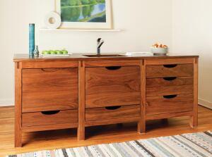 Bornholm Kitchen Cabinet And Furniture Line Architect Magazine