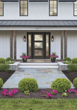 Therma Tru Debuts Shaker Style Doors in Classic Craft Collection