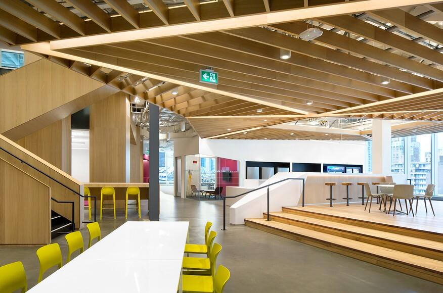 Microsoft Canada Excellence Centre | Architect Magazine | Clive ...