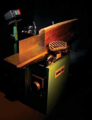 Tool Test Six Inch Jointers Tools Of The Trade Stationary Tools Specialty Tools Wood Tool Tests Jet Ridgid Delta