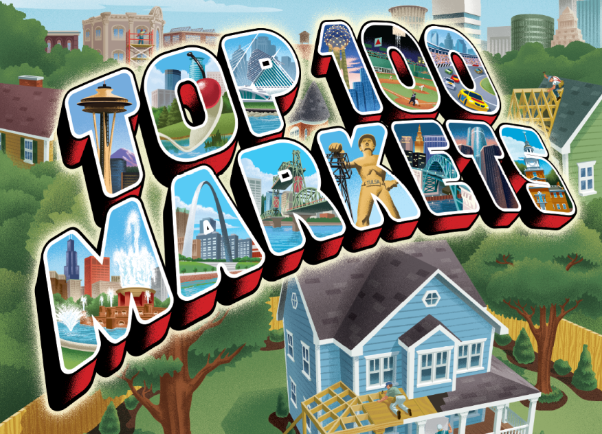 City Watch Top 20 Best Performing Markets For Remodeling