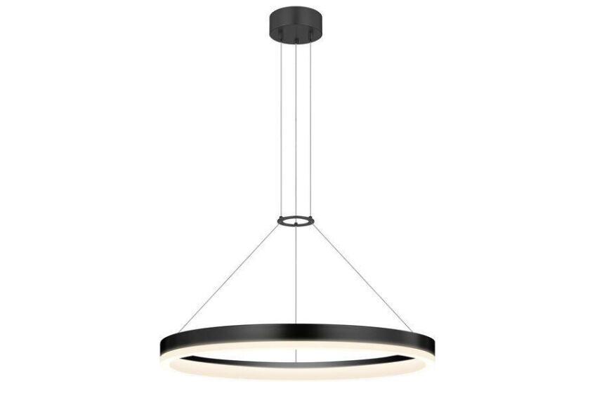 Lighting custom home magazine halo led pendant from a way of light aloadofball Choice Image