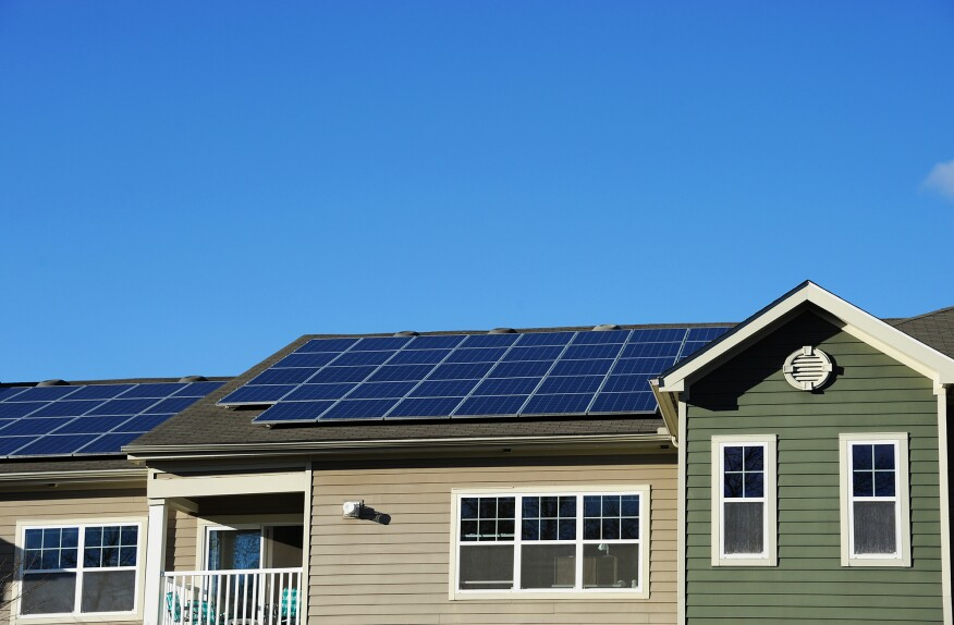 The Sun Also Rises On Multifamily Solar Multifamily