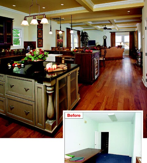 Cabinet Renewal Products: Additions, Design