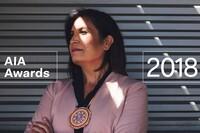 2018 Whitney M. Young Jr. Award: Tamara Eagle Bull, FAIA