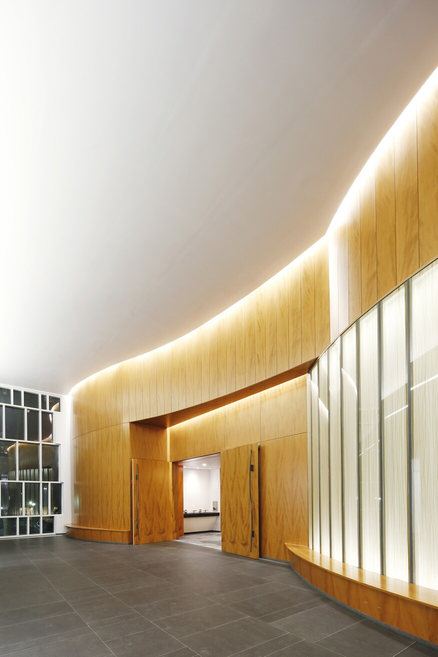 2015 Al Design Awards Lincoln Square Synagogue New York