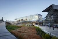 University of Washington Light Rail Station
