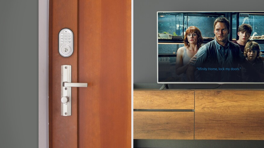 Yale Locks & Hardware Partner with Comcast to Offer New