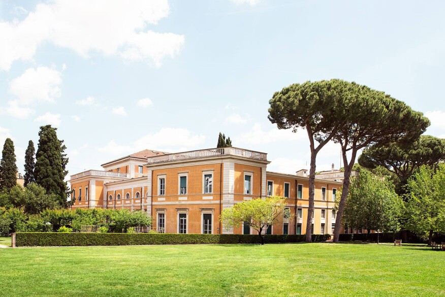 2016 Rome Prize Winners Announced Architect Magazine
