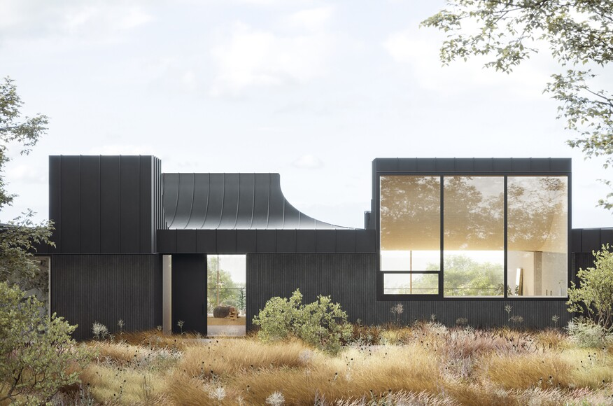 House Of Horns Architect Magazine Wojr Los Altos