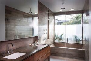 Elizabeth Street Master Bath Custom Home Magazine Bath Award Winners Custom Homes Austin