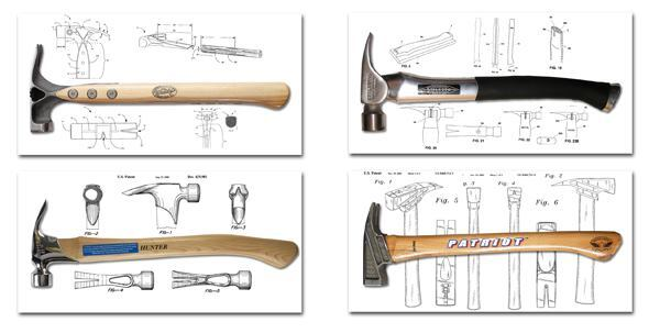 An Amazing Collection of Framing Hammers | Tools of the Trade
