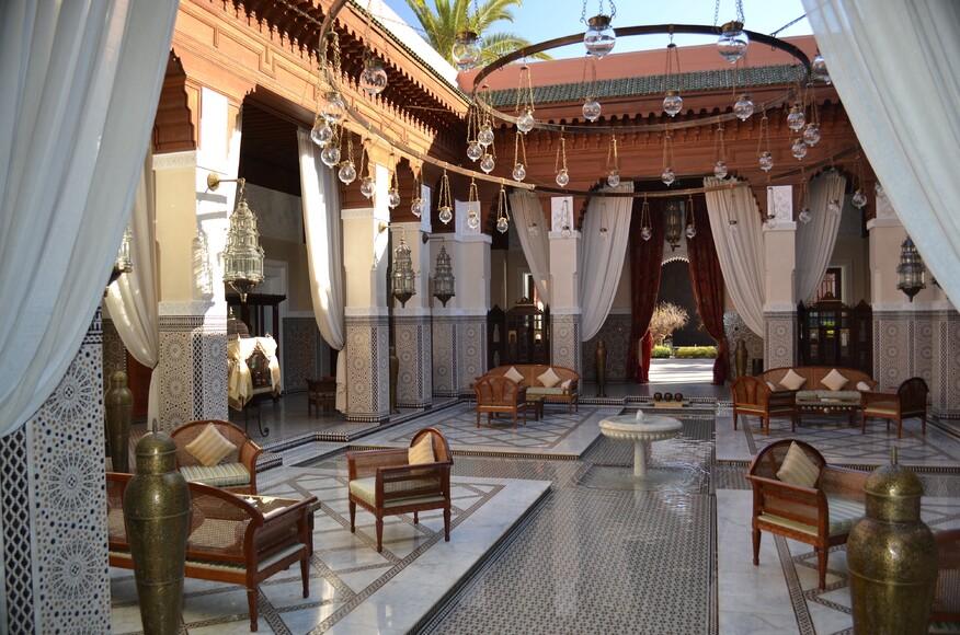 Le Royal Mansour Marrakech Hotel