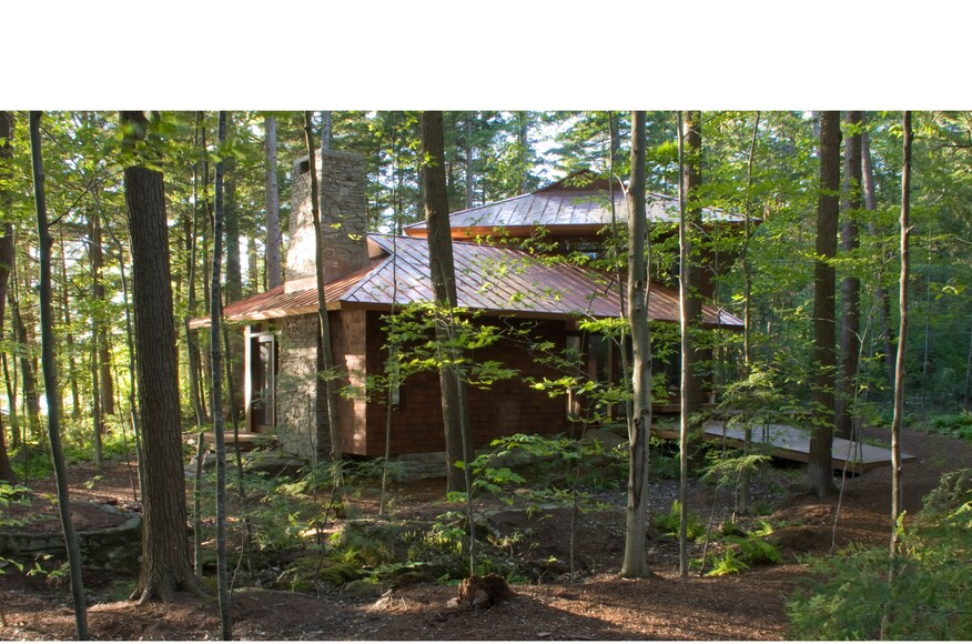 Lakeside Camp Residential Architect Murdough Design Center Harbor Nh United States