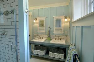 charming bathroom remodel 'farmhouse style' | remodeling