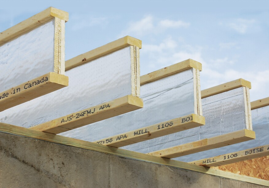 Fire Rated I Joists Jlc Online