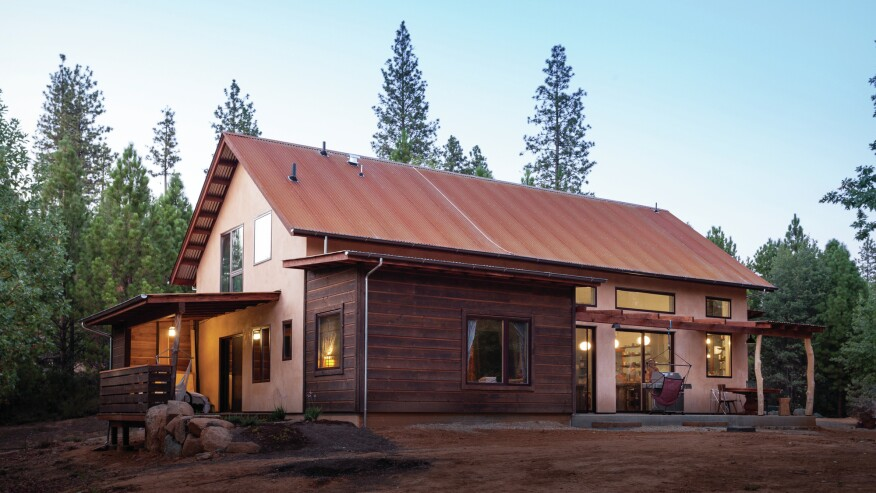 net zero home design. Kat Alves Photography Net Zero in a Mountain Modern Package  Builder Magazine
