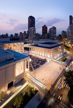 2017 Al Design Awards Lincoln Center Plaza New York